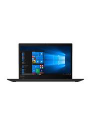 """Lenovo ThinkPad T14s Notebook Slim Laptop, 14"""" FHD Display, Intel Core i7 10510u 10th Gen 1.8GHz, 512GB SSD, 8GB RAM, Intel UHD Graphics, Eng KB w/ TB, Win 10 Pro, 20T0000VAD, Black"""