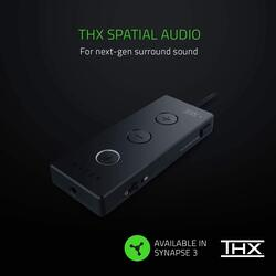 Razer Kraken Tournament Edition 3.5 mm Jack Over-Ear Gaming Headset with Mic, Green