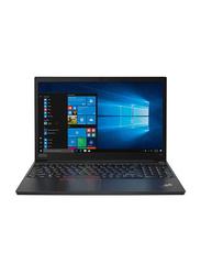 "Lenovo ThinkPad E15 Business Laptop, 15.6"" FHD Display, Intel Core i7-10510U 10th gen 1.8GHz, 1TB HDD, 8GB RAM, AMD Radeon RX640 2GB Graphics, EN-AR KB, Win 10 Pro, 20RD001UAD, Black"