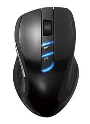 Gigabyte ECO600 Wireless Optical Gaming Mouse, Black