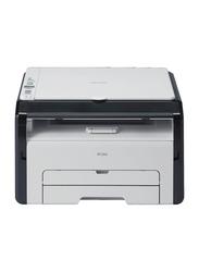 Ricoh SP 203S All-in-One Printer, White/Black