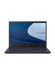 "ASUS PRO Notebook Laptop, 14""Full HD Display, I5-10210U 10th Gen 1.6GHz, 256GB SSD, 8GB RAM, Intel UHD DDR4 Graphics, EN KB, Window 10, P2451FA-EK0301R, Black"