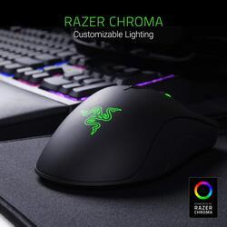 Razer DeathAdder Elite RZ01-02010100-R3A1 Wired Optical Gaming Mouse, Black