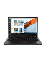 "Lenovo ThinkPad T490 Business Laptop, 14"" FHD Display, Intel Core i7-8565U 8th Gen 1.8GHz, 512GB SSD, 16GB RAM, Integrated Intel UHD Graphics 620, EN-AR KB, Win 10 Pro, Black"