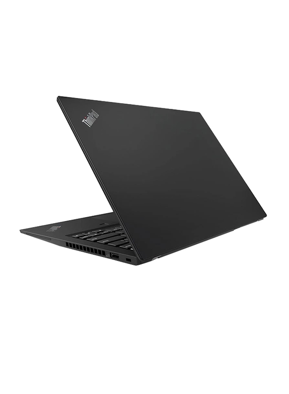 Lenovo ThinkPad T490s, 14 inch FHD IPS Touch Display, Intel Core i7 8th Gen 1.6GHz, 512GB SSD, 8GB RAM, Integrated Intel UHD 620 Graphics Card, AR KB, Business, Win 10 Pro 64, 20NX000HAD, Black