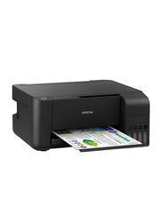 Epson Eco Tank L3150 All-in-One Printer, Black