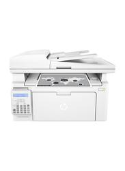 HP LaserJet Pro MFP M130fn G3Q59A All-in-One Printer, White