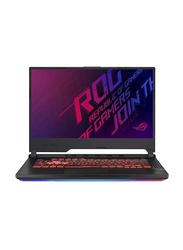 "ASUS Notebook Gaming Laptop, 15.6"" FHD, Intel Core I7-9750H 9th Gen 2.6GHz, 1TB SSD, 16GB RAM, 4GB Nvidia GeForce GTX 1650 GDDR5 Graphics, EN/AR KB, Win 10, G531GT-BQ152T, Black"