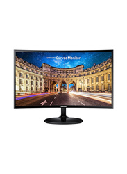 Samsung Curved 27 Inch LED Computer Gaming Monitor, 1800R, Black