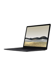 Microsoft Surface 3, 13.5 inch HD, Intel Core i7-1065G7 10th Gen 1.8GHz, 512GB SSD, 16GB RAM, Intel Iris Plus Graphics, EN-AR KB, Win 10 Pro, QXS-00034, Black