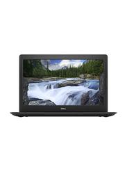 "Dell Latitude 3590 Notebook Laptop, 15.6"" HD Display, Intel i5-7200U 7th Gen 2.5GHz, 500GB HDD, 4GB RAM, Intel UHD 620 Graphics, English Keyboard, DOS, Black"