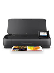 HP OfficeJet 252 Mobile All-in-One Printer, Black