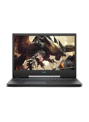 "Dell G5 Gaming Laptop, 15.6"" FHD, Intel Core i7 9th Gen 4.5GHz, 1TB HDD + 256GB SSD, 16GB RAM, NVIDIA GeForce GTX1650 w\4GB GDDR5 Graphics, EN-KB, Win 10, 5590-G5-1364-BLK, Black"