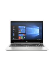 HP ProBook 450-G6 6HL68EA#ABV 15.6 inch LCD Display, Intel Core i7-8565U 8th Gen 1.8 GHz Intel UHD Graphics 620, 1TB HDD, 8GB RAM, 2GB DDR5 NVIDIA Geforce MX130 /VGA, English Windows 10 Pro, Silver
