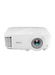 BenQ MW550 Full HD DLP WXGA Business Projector, 3600 Lumens, White