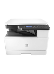 HP LaserJet MPF M436N W7U01A All-in-One Printer, White