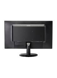 HP 27 Inch V270 Full HD IPS LED Monitor, with VGA/DVI/HDMI Port, 3PL17AS Black