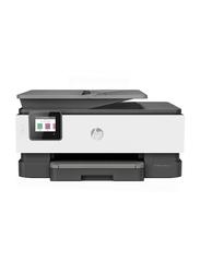 HP OfficeJet Pro 8023 All-in-One Printer, Black/White