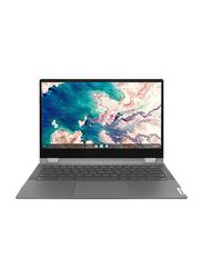 "Lenovo Flex 5 Notebook Laptop, 14"" FHD Touch Display, Intel Core i3-1005G1 10th Gen 1.2GHz, 256GB SSD, 4GB RAM, Intel UHD Graphics, Eng KB w/ TB, Win 10, 81X1003DAX, Graphite Grey"