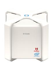 D-Link D-Fend DIR-2680 Dualband D-Fend Router, White