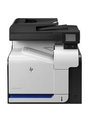 HP Color LaserJet Pro MFP M570DW CZ272A Wireless All In One Printer, White/Black