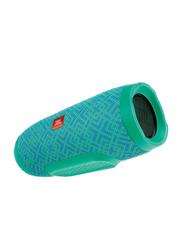 JBL Charge 3 Waterproof Portable Bluetooth Speaker, Mosaic