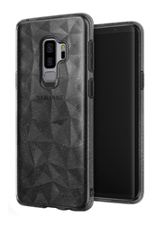 Rearth Ringke Samsung Galaxy S9 Air Prism 3D Design Flexible TPU Mobile Phone Case Cover, Grey
