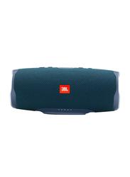 JBL Charge 4 Waterproof Portable Wireless Bluetooth Speaker, Blue