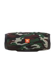 JBL Charge 3 Waterproof Portable Bluetooth Speaker, Camouflage