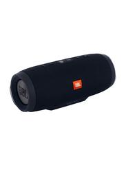 JBL Charge 3 Waterproof Portable Bluetooth Speaker, Black