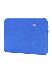 Basics Denim Series Slim 13-inch Sleeve Laptop Bag for 13-inch Laptop and 13-inch MacBook Pro/Retina/Air, Blue
