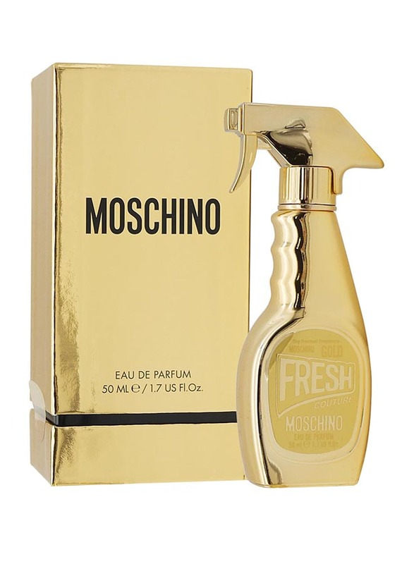 Moschino Fresh Couture Gold 50ml EDP for Women