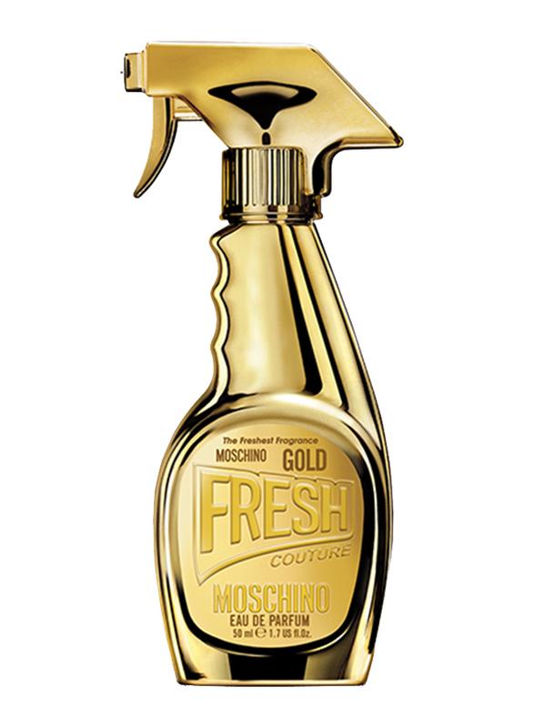 Moschino Fresh Couture Gold 50ml EDP for Women