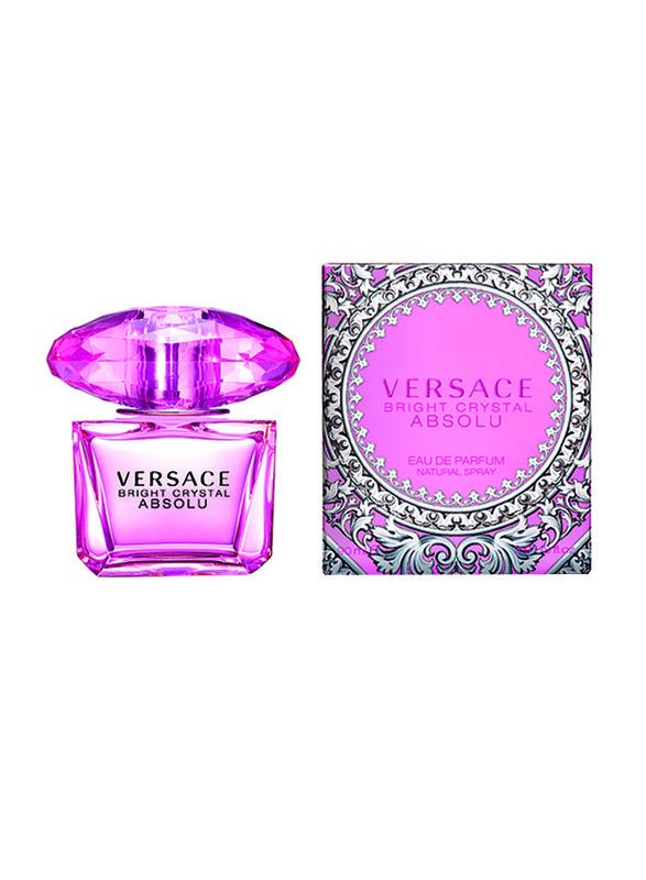 Versace Bright Crystal Absolu 90ml EDP for Women