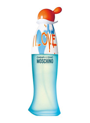 Moschino Cheap & Chic I Love Love 100ml EDT for Women