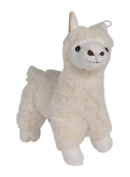 Nicotoy Standing Lama 16cm Soft Toy