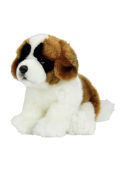 Nicotoy Floppy Saint Bernard Puppy with Beans 26cm Soft Toy