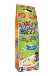 Simba Crackle Baff Colours 30g, 3 Pieces