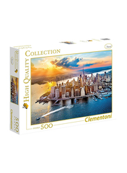 Clementoni 500-Piece Amazing View Of New York Puzzle