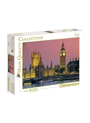 Clementoni 500-Piece Beauty of London Adult Jigsaw Puzzle