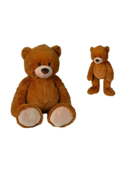 Nicotoy Bear 60cm Soft Toy, Brown
