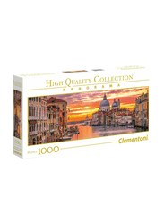 Clementoni 1000-Piece The Grand Canal Venice Panorama Jigsaw Puzzle