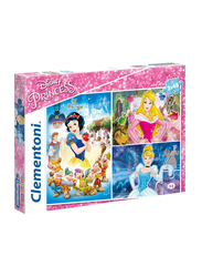 Clementoni 3 x 48-Piece Set Super Color Disney Princess Puzzle