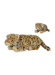 Nicotoy Leopard with Beans 50cm Soft Toy
