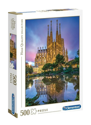 Clementoni 500-Piece Amazing View of Barcelona Adult Jigsaw Puzzle
