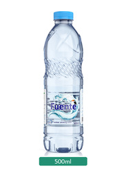 Fuente Low Sodium Bottled Drinking Water, 500 ml