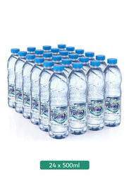 Fuente Low Sodium Bottled Drinking Water, 24 x 500 ml