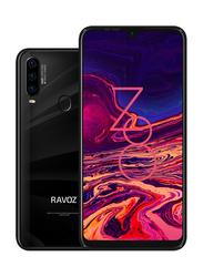 Ravoz Z8 128GB Ink Black, 8GB RAM, 4G LTE, Dual Sim Smartphone