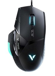 Rapoo VPRO VT900 Wired Optical Gaming Mouse, Black
