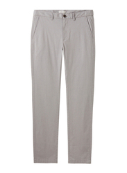 Giordano Mid-Low Rise Slim Pants for Men, 33 US, Brown